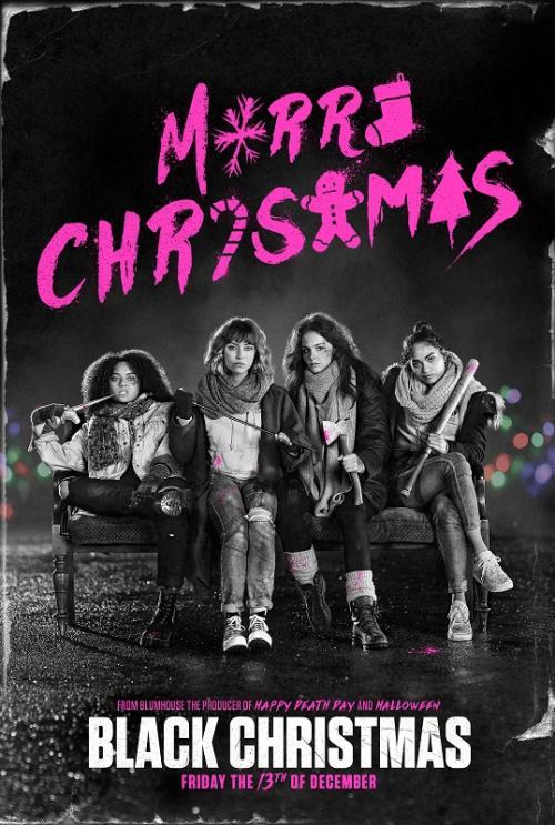 Seperti Richard Jewell, film Black Christmas juga menunjukkan performa serupa. (Foto: Universal Pictures)