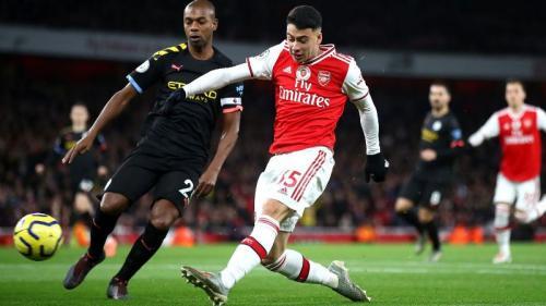 Arsenal vs Man City (Foto: Premier League)