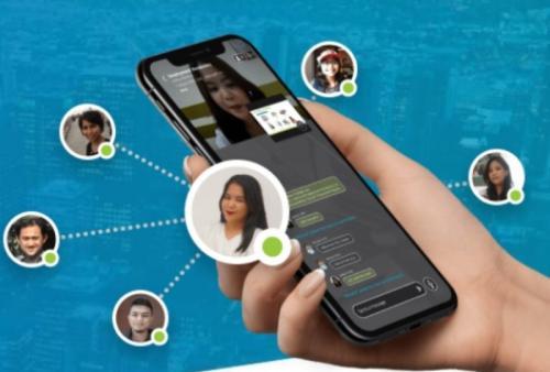 Salah satu startup asal Indonesia, Cakap membantu pengguna untuk menguasai bahasa asing.