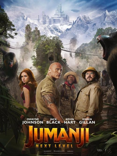 Jumanji: The Next Level. (Foto: Sony Pictures)