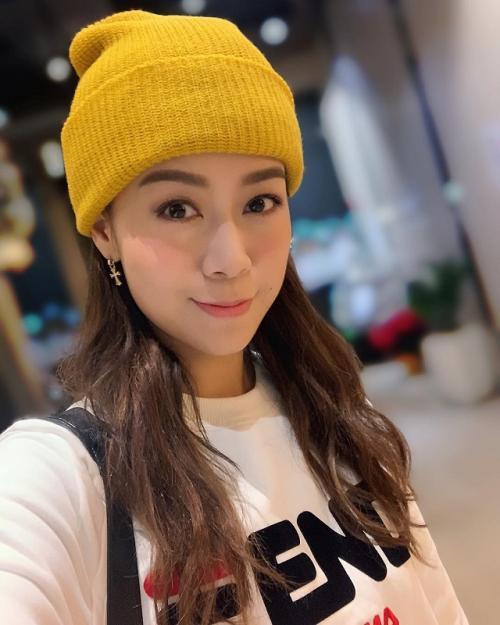 Jacqueline Wong. (Foto: Instagram/@jacquelinebwong)