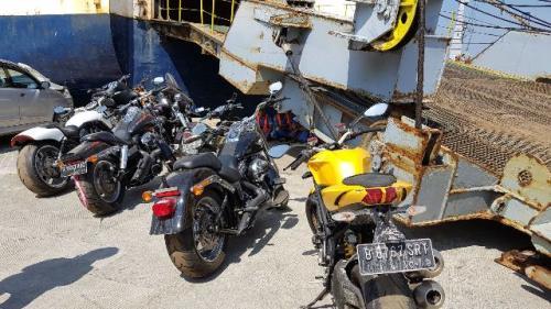 Moge Harley Davidson