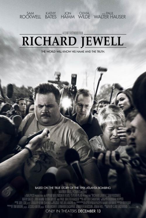 Berbeda dengan Jumanji: The Next Level, Richard Jewell malah kurang bertaji di box office Amerika Utara. (Foto: Warner Bros.)