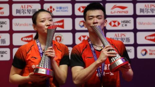 Zheng Siwei/Huang Yaqiong