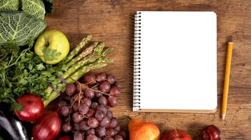Buku Catatan Diet