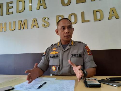 Kabid Humas Polda Papua, Kombes AM Kamal. (Foto : Ist)