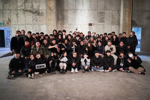 Syuting film Mission Possible berakhir pada 4 Desember 2019. (Foto: Hancinema)