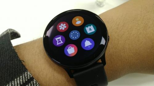 Samsung telah menghadirkan perangkat smartwatch terbaru, Galaxy Watch Active 2.