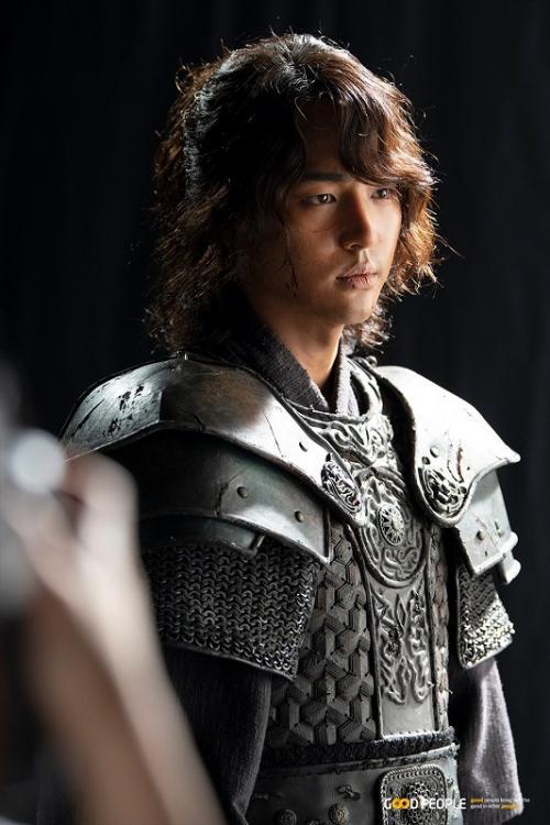 Yang Se Jong dalam drama My Country. (Foto: Good People)