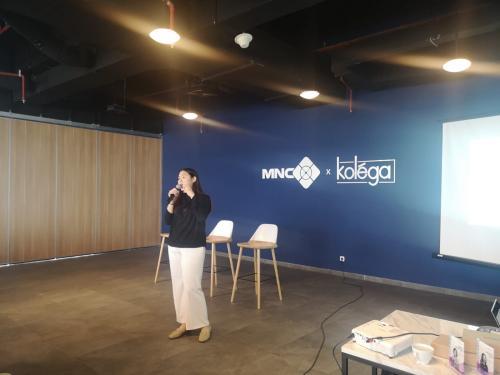Alpha Momentum bekerjasama dengan Microsoft mengadakan seminar StartUpgrade.