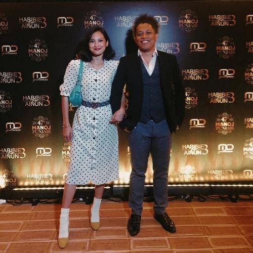 Meski restu sudah diraih, namun Arie Kriting mengaku belum berencana untuk menikahi Indah Permatasari. (Foto: Instagram/@arie_kriting)