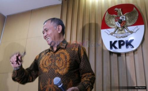Ketua KPK Agus Rahardjo. (Foto: Dok Okezone/Heru Haryono)