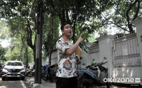 Gibran Rakabuming Raka. (Foto: Dok Okezone/Arif Julianto)