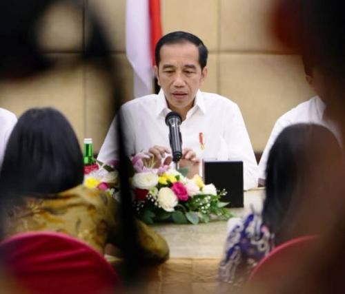 Presiden Jokowi. (Foto: Biro Pers Setpres)