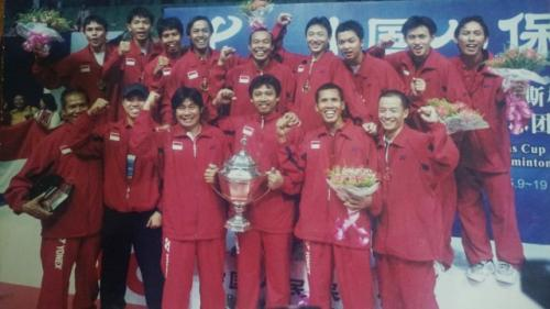 Piala Thomas 2000