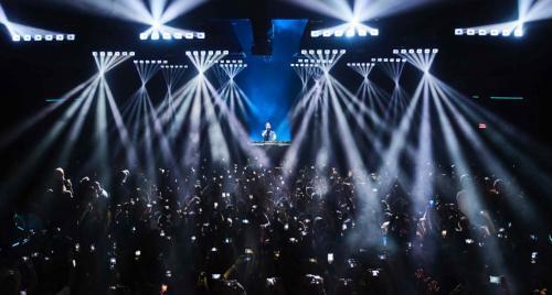 Seseorang akan merasakan pengalaman yang berbeda saat mendengarkan musik di tempat ini.