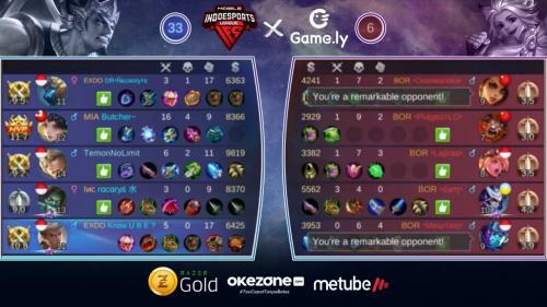 Indoesports bekerjasama dengan Game.ly dan Razer Gold gelar turnamen game mobile.