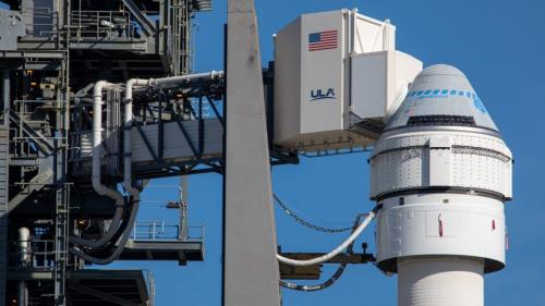 Pesawat luar angkasa yang diciptakan oleh Boeing diuji coba untuk mendukung misi luar angkasa astronot NASA.