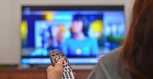 Ilustrasi televisi. (Foto: Shutterstock)