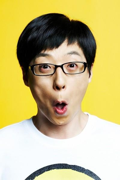 Yoo Jae Suk.