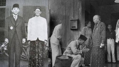 Orangtua Soekarno