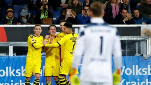 Selebrasi gol berkelompok dilarang di Liga Jerman
