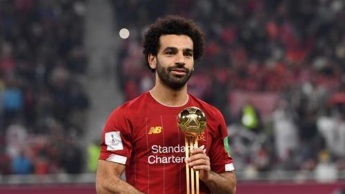 Mohamed Salah (Foto: FIFA)