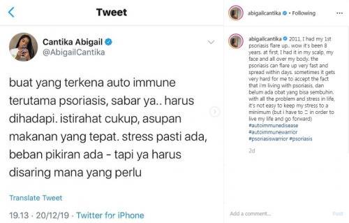 Abigail Cantika