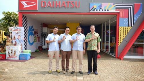 Bengkel Daihatsu Nataru