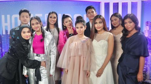 10 Besar Indonesian Idol
