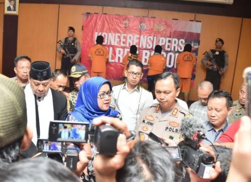 Kapolres Bogor