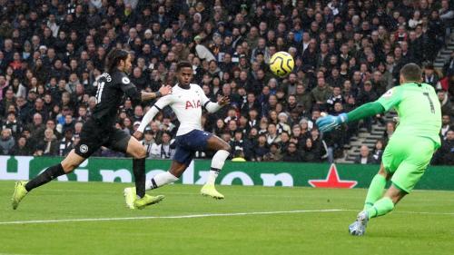 Tottenham Hotspur vs Brighton & Hove Albion (Foto: Premier League)