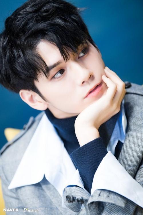 Ong Seong Wu akan merilis lagu baru pada Januari 2020. (Foto: Dispatch)