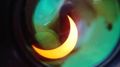 Pusat Peragaan (PP) IPTEK mengadakan pengamatan fenomena alam, Gerhana Matahari Cincin (GMC).