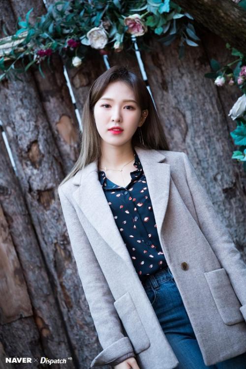 Wendy Red Velvet. (Foto: Dispatch)
