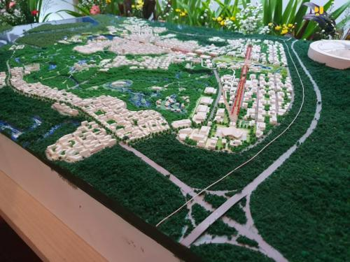Juara Sayembara Desain Ibu Kota Baru. (Foto : Kementerian PUPR)