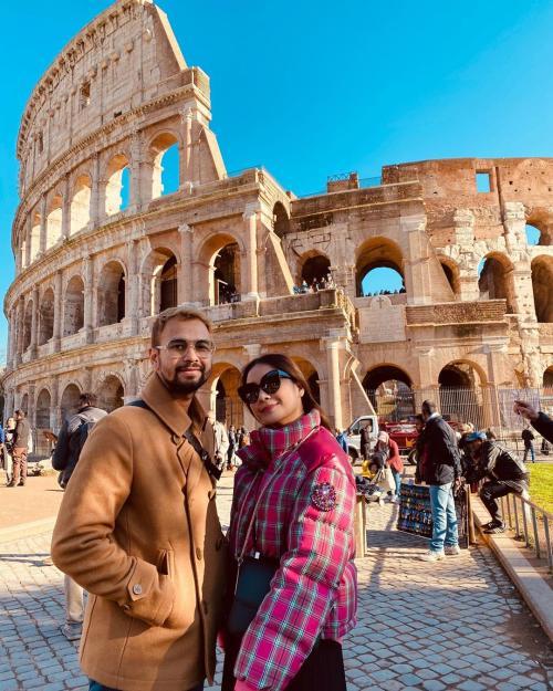 Nagita Slavina dan Raffi Ahmad. (Foto: Instagram/@raffinagita1717)