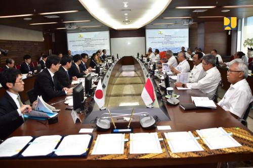 RI-Jepang Perpanjang Kerjasama