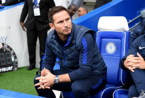 Frank Lampard (Foto: Laman resmi Chelsea)