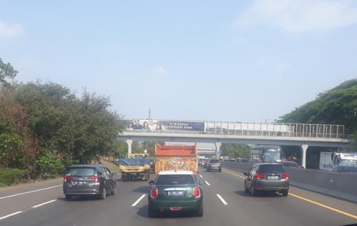 Jalan Tol Jakarta-Cikampek. (Foto: Wisnu Yusep/Okezone)
