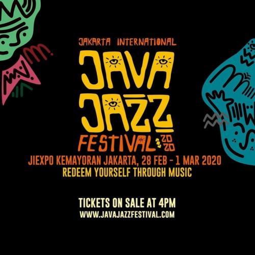 Java Jazz Festival 2020. (Foto: IST)