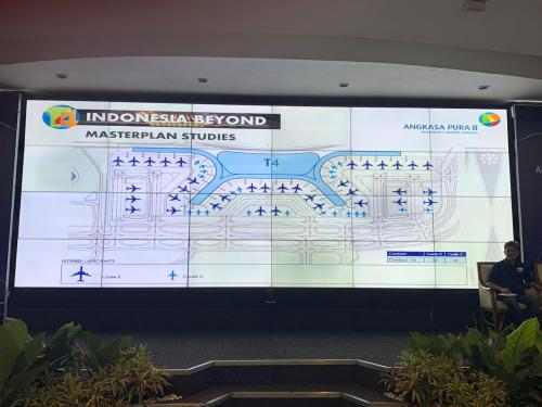 Desain Terminal 4 Bandara Soetta Dimulai