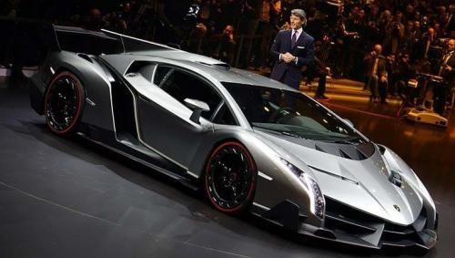 Supercar Lamborghini Veneno
