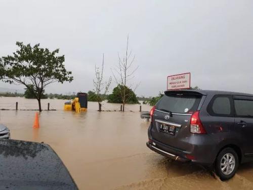 Tol Cipali Banjir