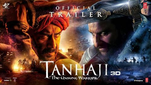 Tanhaji: The Unsung Warrior. (Foto: T-Series)