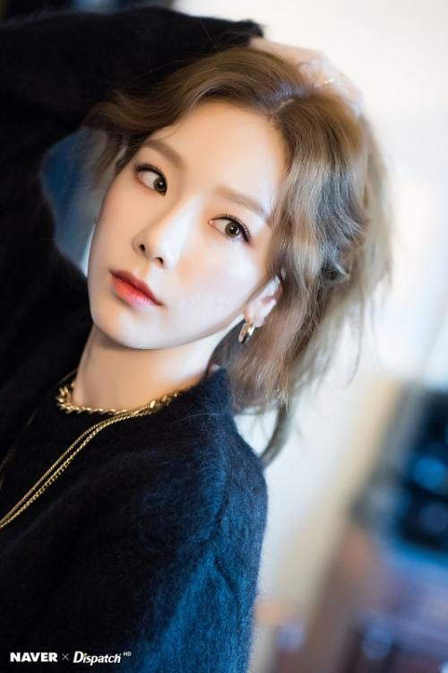 Taeyeon SNSD. (Foto: Dispatch)