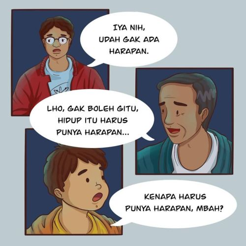 Komik Jokowi