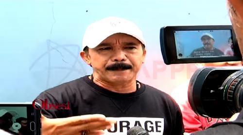 Opie Kumis berbicara tentang istri kelima. (Foto: YouTube/Starpro Indonesia)
