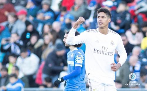 Raphael Varane (Foto: La Liga)