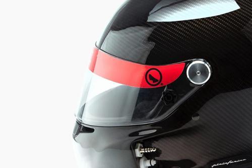 Pininfarina kembangkan helm dengan AC